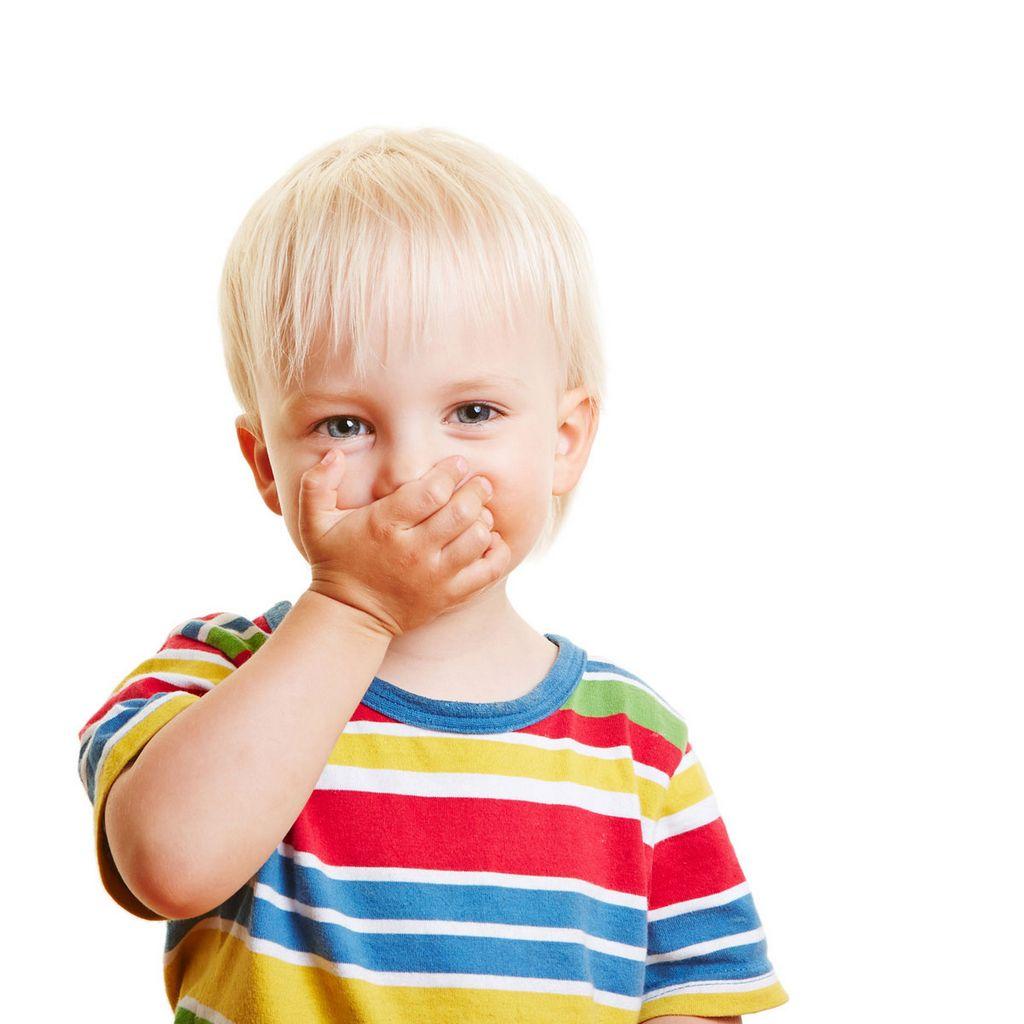 Фото правильного прикуса у детей в 2 года