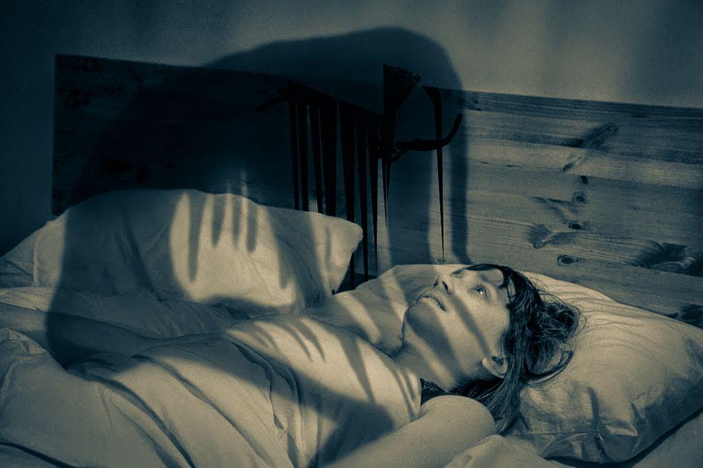 Пугающие эпизоды паралича сна