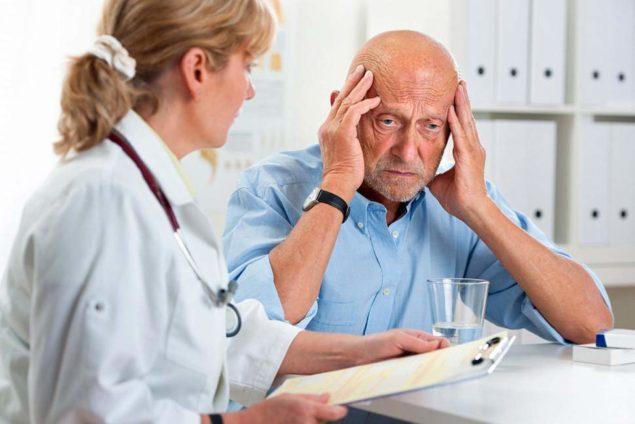 Жалобы на хроническую бессонницу