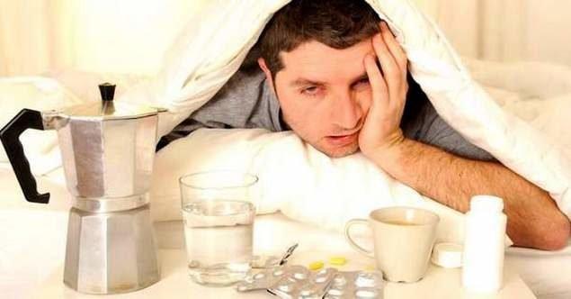 Как уснуть после запоя в домашних условиях форум