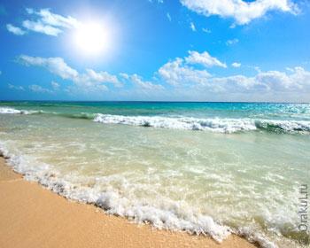 К чему снится песок и вода