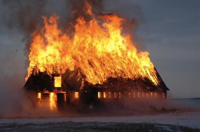 Сонник дым пожара. к чему снится дым пожара видеть во сне - сонник дома солнца
