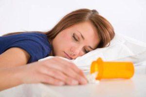 Препараты, вызывающие сонливость