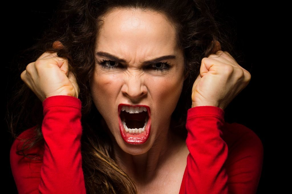 Следствие недосыпа - агрессия