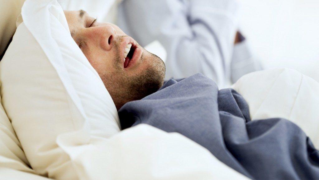 Нехватка воздуха во сне