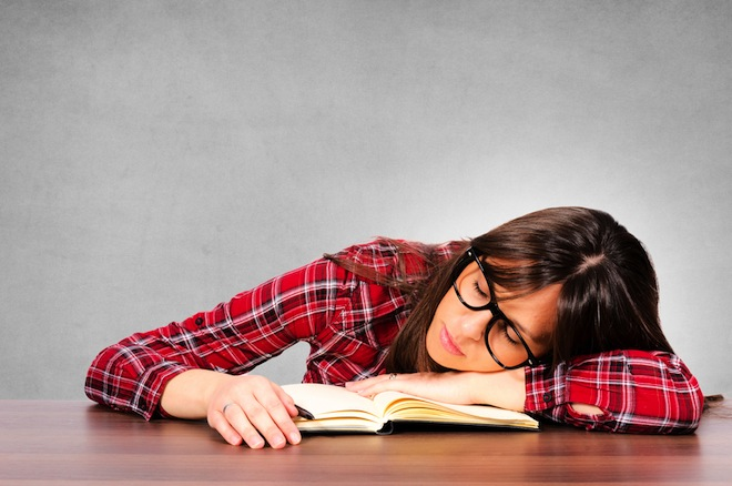 усталость от умственной нагрузки