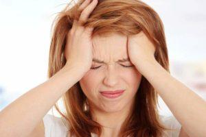 головная боль - симптом усталости