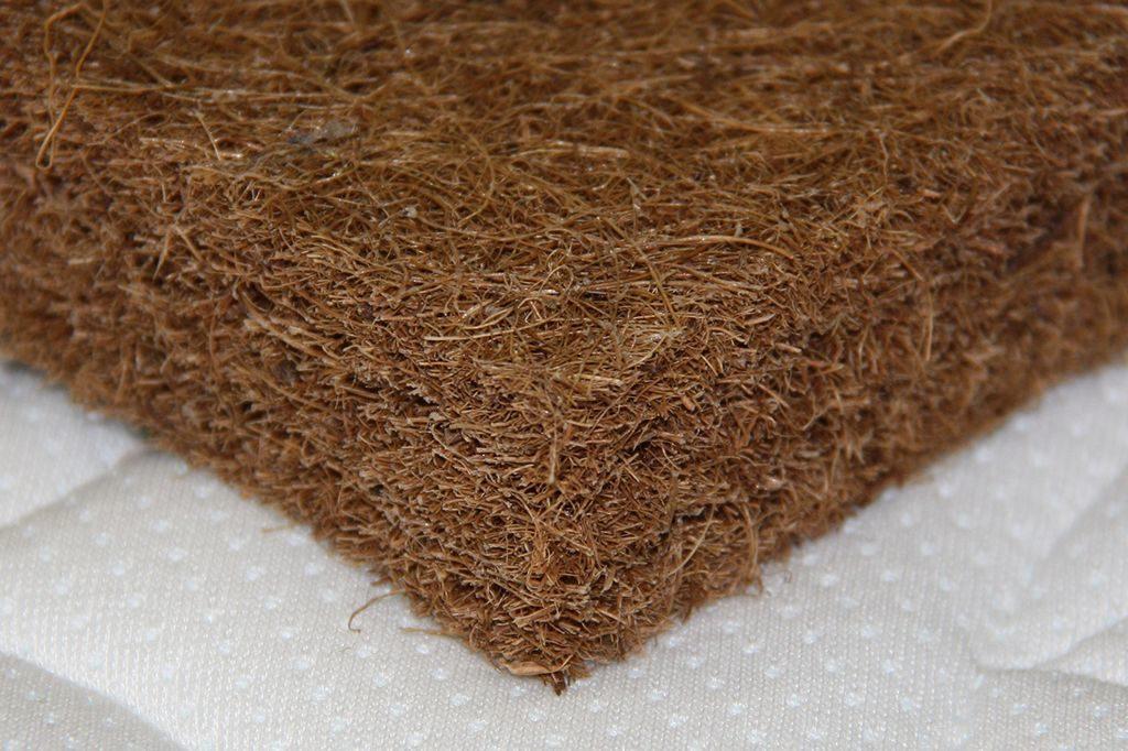Характеристики кокосового матраса