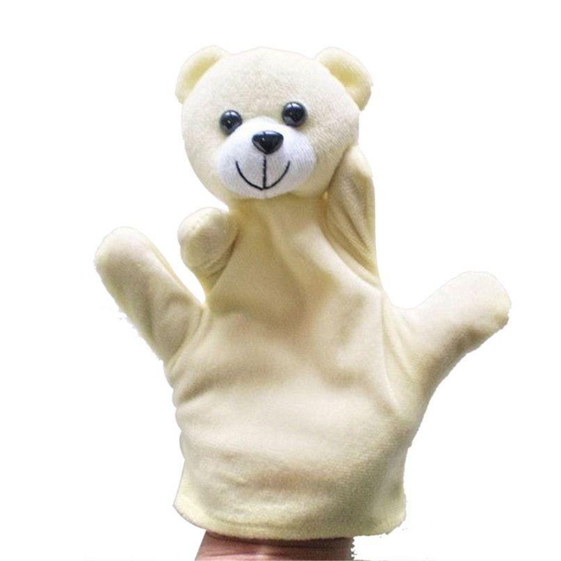 Игрушка-перчатка