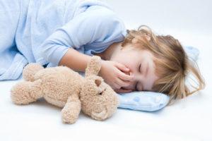 ребенок разговаривает во сне