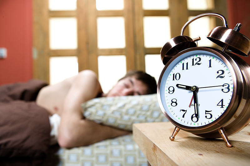 Длительный ночной сон