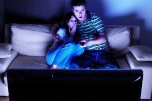 Нельзя смотреть фильмы ужасов перед сном