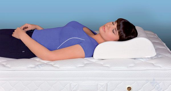 Правильная подушка для сна
