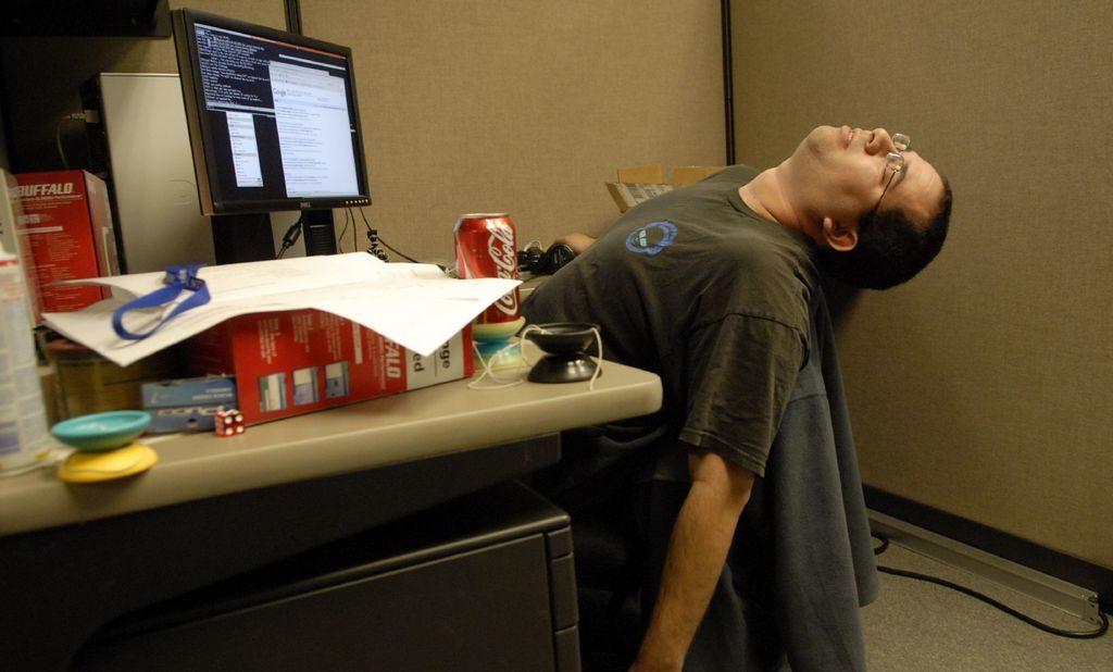 Проблемы на рабочем месте