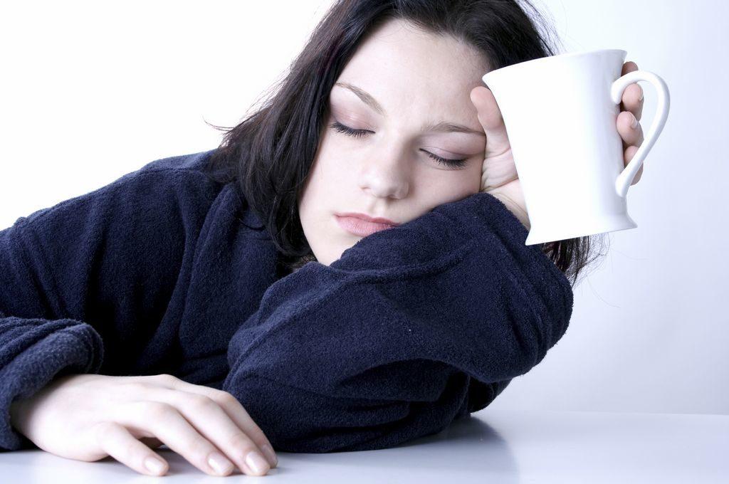 Синдром недосыпания