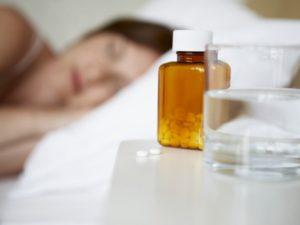 Сонливость от лекарств