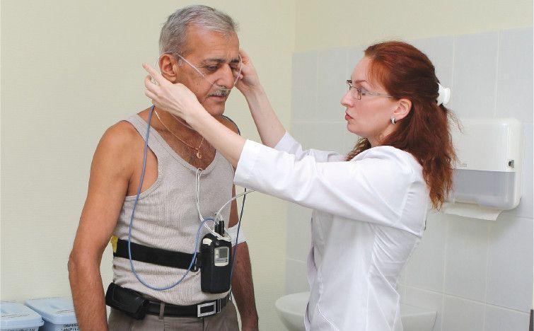 Консультация врача-сомнолога