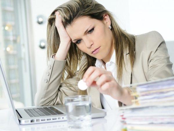 Депрессия при усталости