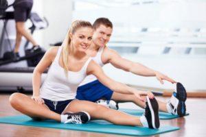 Занятия спортом прогоняют усталость