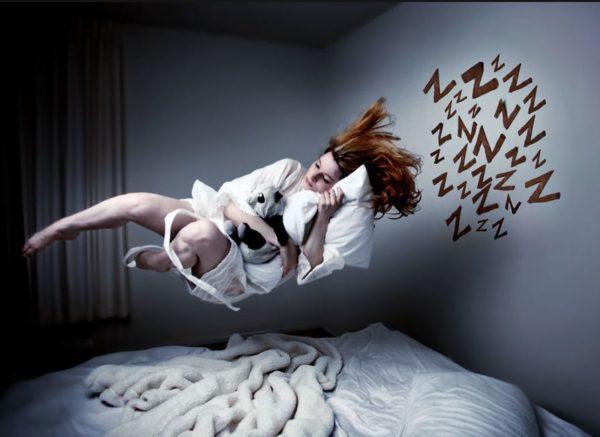 Сны могут сниться каждую ночь