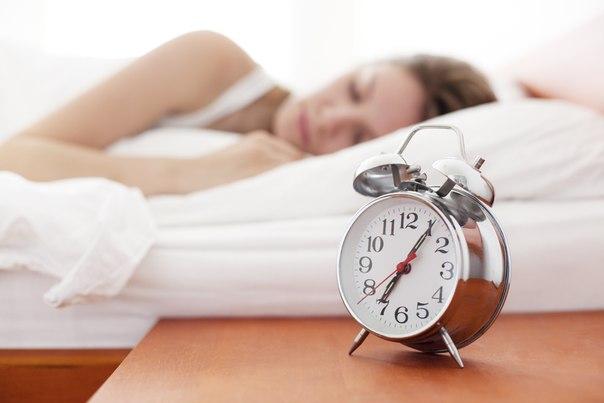 продолжительность сна 7 часов