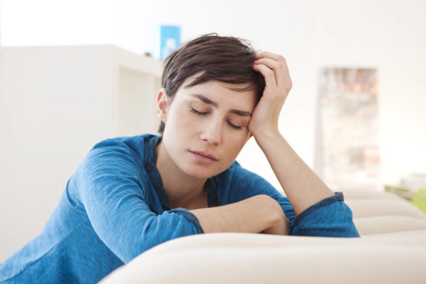 Сонливость при анемии