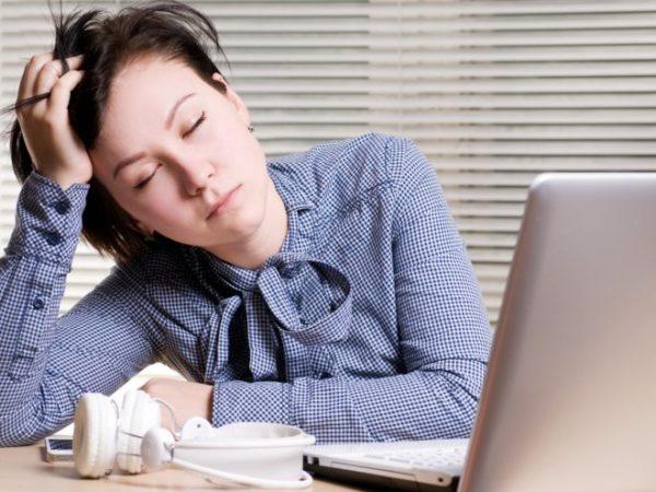 Хроническая усталость на работе