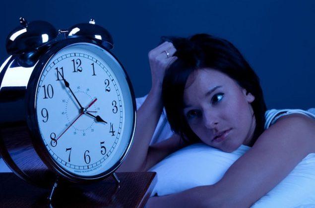 Отсутствие здорового сна