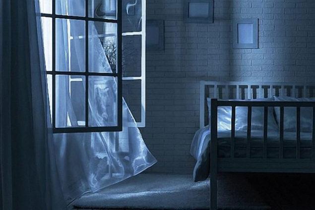 проветривание перед сном