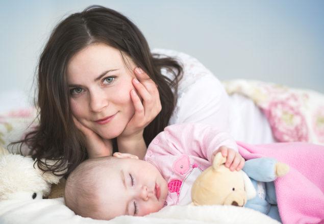 Частое дыхание ребенка во время сна