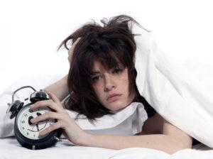 Снижение психической и физической активности