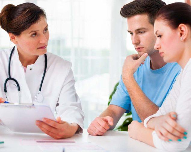 Совместный поход к врачу