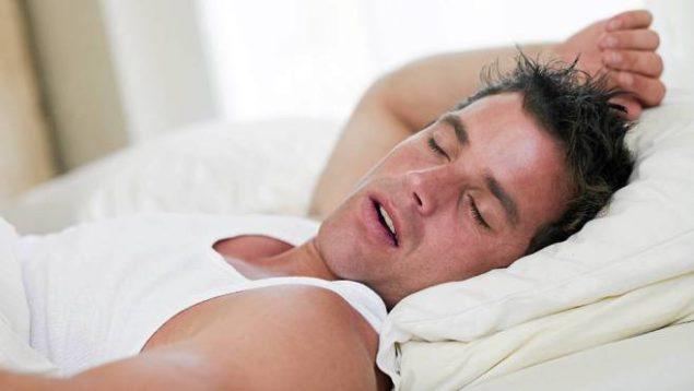 Процесс потоотделения во время сна