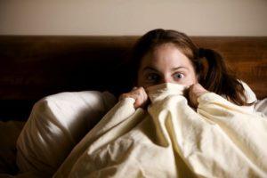 Страх заснуть