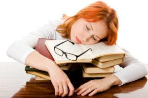 Хроническая усталость после бессонницы