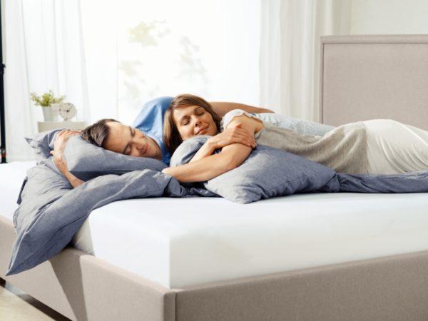 Сон на удобном матрасе