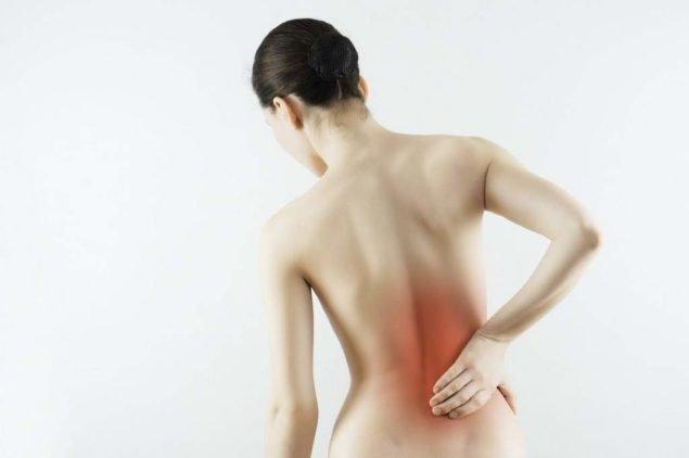 Боли в пояснице из-за артрита