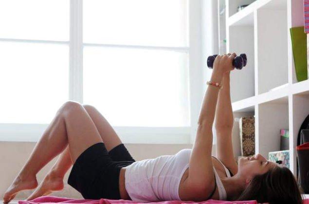 Физические упражнения против СХУ