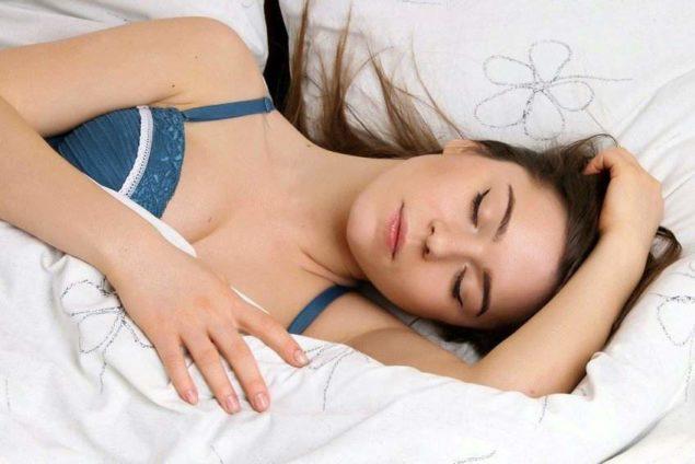 Правильный сон в начале беремености