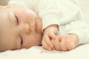 Ночное потоотделение у младенцев