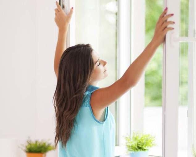 Проветривание комнаты перед засыпанием полезно не только беременным