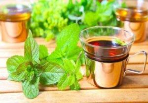 Травяной чай для спокойного сна
