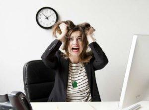 Ночной гипергидроз может быть вызван сильным стрессом