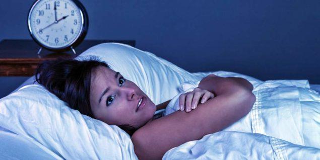Как справиться с отсутствием ночного сна?