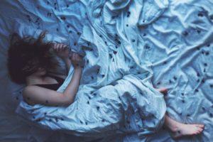 Миоклонические ночные судороги