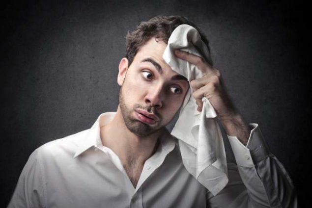 Бытовые причины излишней ночной потливости легкоустранимы