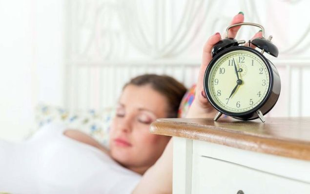 Сонливость во время беременности