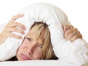 Неблагоприятные условия для отдыха