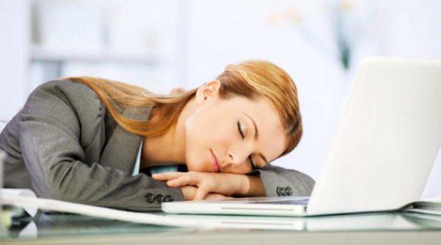Сонливость в начале беременности