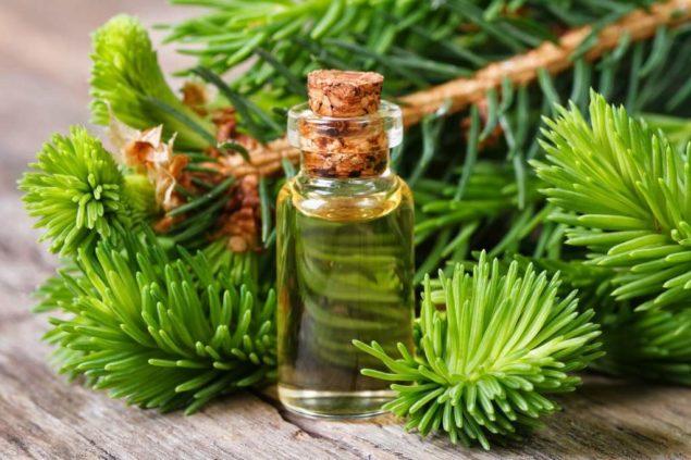 Пихтовое масло для ароматерапии